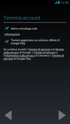 Huawei Ascend G526 - Applicazioni - Configurazione del negozio applicazioni - Fase 16