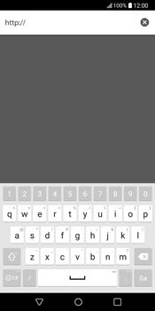LG V30 (LG-H930) - Internet - Hoe te internetten - Stap 6
