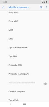 Nokia 7.2 - MMS - Configurazione manuale - Fase 12