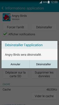 Samsung Galaxy Note 4 - Applications - Comment désinstaller une application - Étape 7