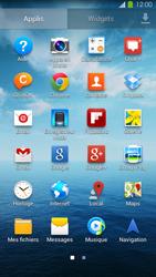 Samsung I9205 Galaxy Mega 6-3 LTE - E-mail - Configuration manuelle - Étape 3
