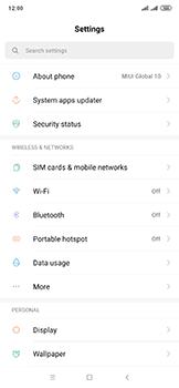 Xiaomi Mi Mix 3 5G - WiFi - WiFi configuration - Step 3