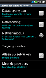 LG P990 Optimus 2X Speed - Internet - aan- of uitzetten - Stap 6