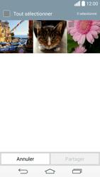 LG D855 G3 - Photos, vidéos, musique - Envoyer une photo via Bluetooth - Étape 6