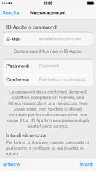 Apple iPhone 5s - Applicazioni - Configurazione del negozio applicazioni - Fase 13