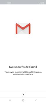Samsung Galaxy A21s - E-mails - Ajouter ou modifier un compte e-mail - Étape 5