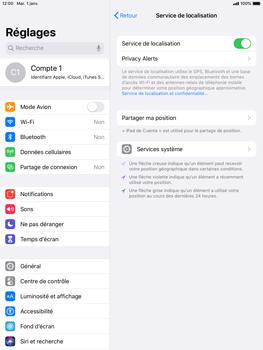 Apple iPad Pro (9.7) - iPadOS 13 - Appareil - activéz