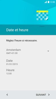 LG G4 - Premiers pas - Créer un compte - Étape 6