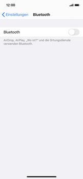 Apple iPhone X - iOS 14 - Bluetooth - Verbinden von Geräten - Schritt 6
