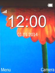 Nokia 220 - Bluetooth - Aanzetten - Stap 1