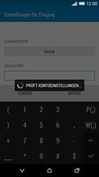 HTC One Mini 2 - E-Mail - Konto einrichten - 2 / 2