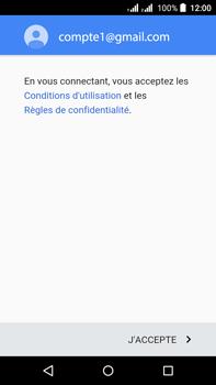 Acer Liquid Z630 - E-mail - Configuration manuelle (gmail) - Étape 13