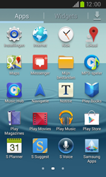 Samsung I9105P Galaxy S II Plus - apps - account instellen - stap 3