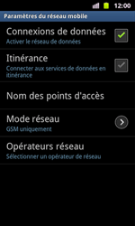 Samsung I8160 Galaxy Ace II - Internet - Configuration manuelle - Étape 7