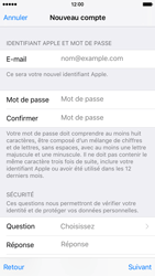 Apple iPhone 6 iOS 9 - Applications - Configuration de votre store d