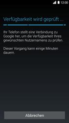 Huawei Ascend G6 - Apps - Konto anlegen und einrichten - 2 / 2