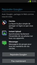 Samsung Galaxy S III LTE - Applications - Configuration de votre store d