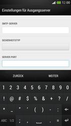 HTC One Mini - E-Mail - Konto einrichten - Schritt 15