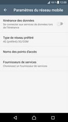 Sony Xperia XZ (F8331) - Android Nougat - Réseau - Activer 4G/LTE - Étape 8