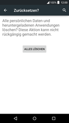 """Alcatel Idol 3 - 4.7"""" - Fehlerbehebung - Handy zurücksetzen - 10 / 11"""