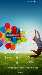 Samsung Galaxy S 4 Mini LTE - Gerät - Einen Soft-Reset durchführen - Schritt 4