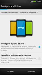 HTC One - Premiers pas - Créer un compte - Étape 4
