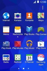 Samsung G130HN Galaxy Young 2 - SMS - Manuelle Konfiguration - Schritt 3