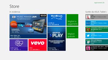 Asus VivoTab Smart LTE - Applicazioni - Configurazione del negozio applicazioni - Fase 5