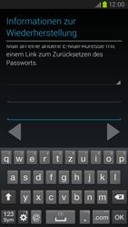 Samsung Galaxy S III LTE - Apps - Einrichten des App Stores - Schritt 15