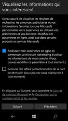 Microsoft Lumia 650 - Applications - Créer un compte - Étape 16