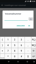 HTC One A9 - Android Nougat - voicemail - handmatig instellen - stap 7