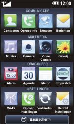 LG GC900 Viewty Smart - SMS - Handmatig instellen - Stap 3