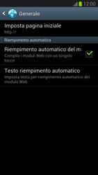 Samsung Galaxy Note II - Internet e roaming dati - Configurazione manuale - Fase 20