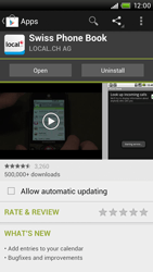 HTC One X Plus - Applications - Installing applications - Step 10