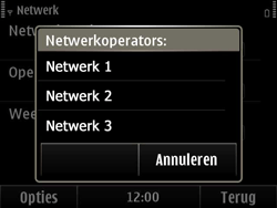 Nokia E6-00 - Buitenland - Bellen, sms en internet - Stap 9