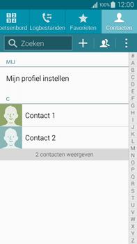 Samsung Galaxy Note 4 4G (SM-N910F) - Contacten en data - Contacten kopiëren van toestel naar SIM - Stap 4