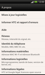 HTC Desire X - Logiciels - Installation de mises à jour - Étape 9