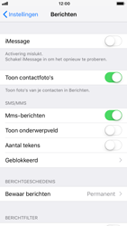 Apple iPhone 6s - iOS 12 - MMS - probleem met ontvangen - Stap 11