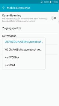 Samsung G928F Galaxy S6 edge+ - Netzwerk - Netzwerkeinstellungen ändern - Schritt 6