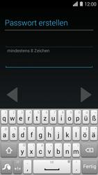 Huawei Ascend Y550 - Apps - Konto anlegen und einrichten - 1 / 1
