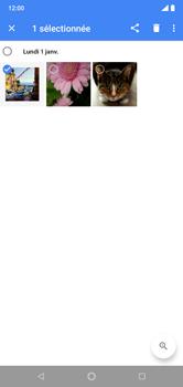 Nokia 7.1 - Photos, vidéos, musique - Envoyer une photo via Bluetooth - Étape 8