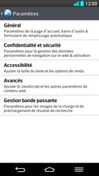 LG G2 - Internet - Configuration manuelle - Étape 23