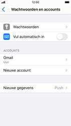 Apple iPhone SE - iOS 13 - E-mail - Handmatig instellen (gmail) - Stap 10