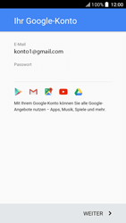 HTC One A9s - Apps - Konto anlegen und einrichten - Schritt 16