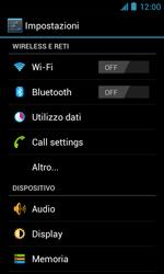ZTE Blade III - Internet e roaming dati - Disattivazione del roaming dati - Fase 4