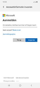 Samsung Galaxy A20e - E-mail - e-mail instellen (outlook) - Stap 7