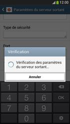 Samsung Galaxy S 4 Mini LTE - E-mail - configuration manuelle - Étape 14