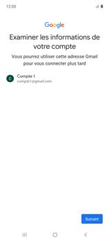 Samsung Galaxy A51 5G - Applications - Créer un compte - Étape 15