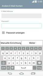 LG D855 G3 - E-Mail - Konto einrichten (yahoo) - Schritt 7