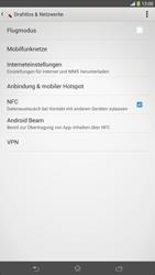 Sony Xperia Z Ultra LTE - Ausland - Auslandskosten vermeiden - 0 / 0